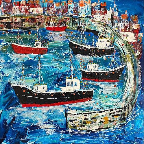 Safe Harbour by Martin John Fowler