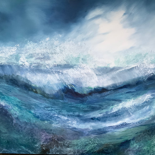 Wave 28 by Lizzie McCorquodale