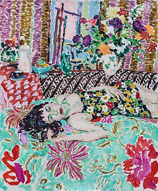 Dreaming Amidst the Flowers by Hugo Grenville.jpg