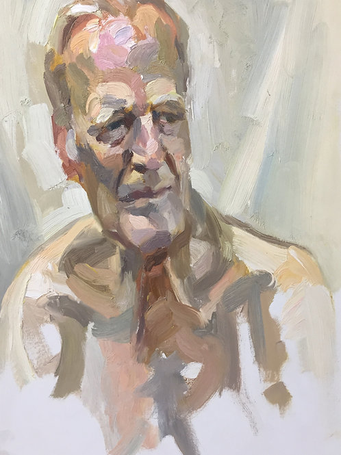 Ian by Tim Benson