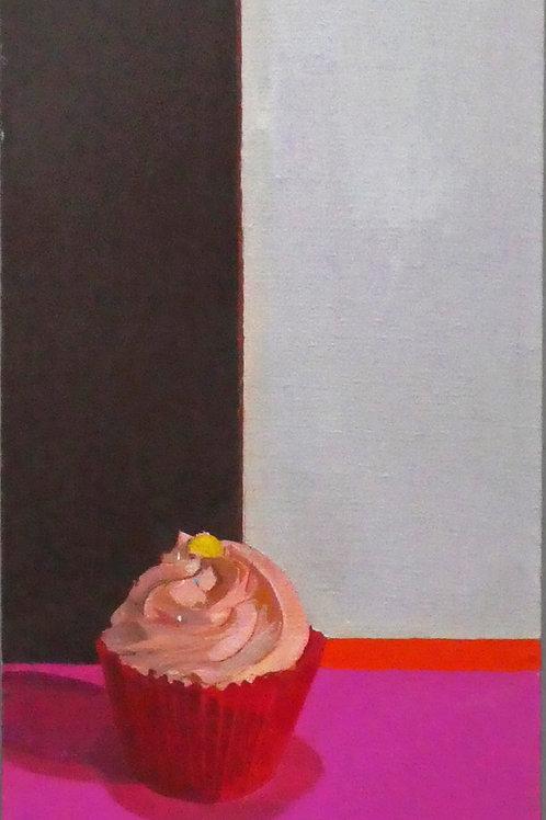 Vertical Cupcake by Gethin Evans
