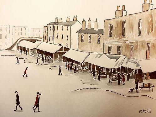 Wednesday Market by David J Ansell