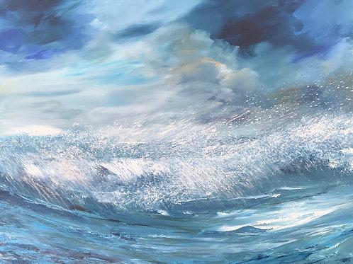 Ocean Spray by Lizzie McCorquodale