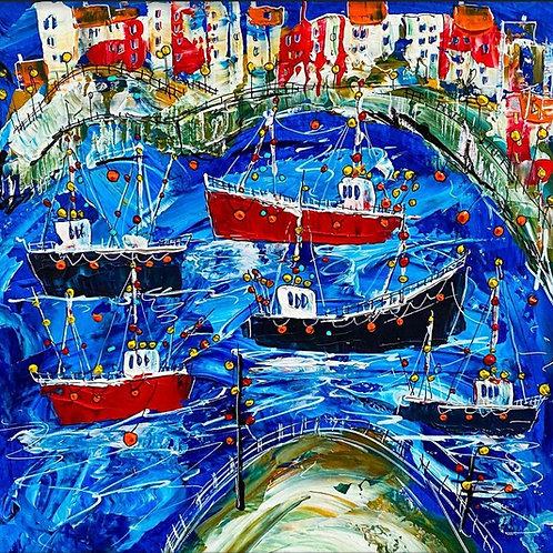 Docks by Martin John Fowler