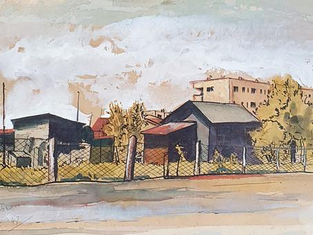 Dieppe 47 - Frank Dobson (1886 - 1963)