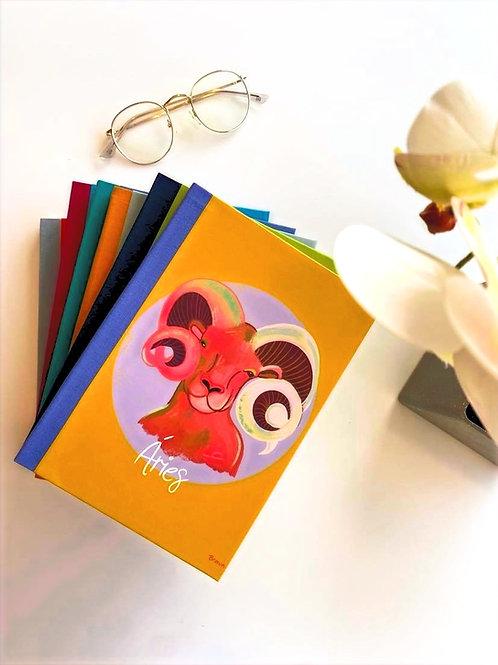 Caderno Aries