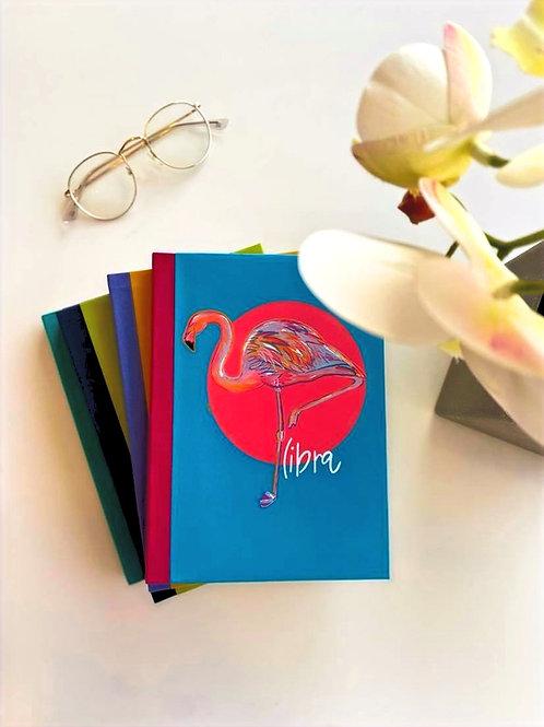 Caderno Libra