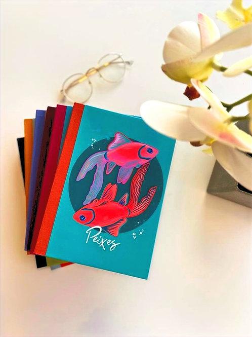 Caderno Peixes