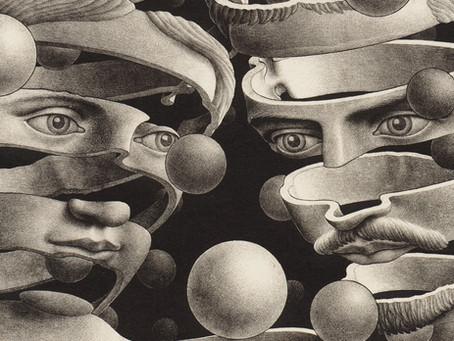 strange loops and monotony: short poems