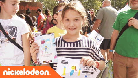 NICKELODEON AT MAKER FAIRE