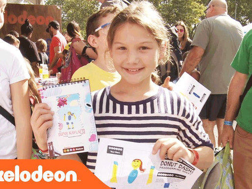 NICKELODEON GAME SHAKERS ACTIVATION