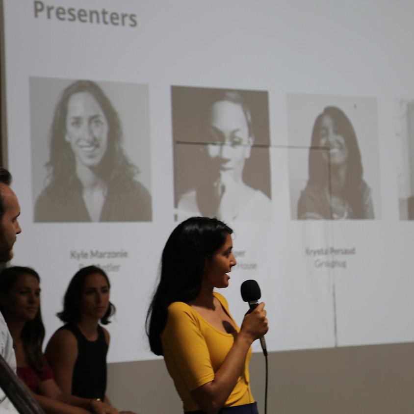 The Futureworks Incubator Storytelling & PR Workshop
