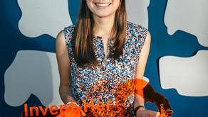 Invent-her pitch party winner