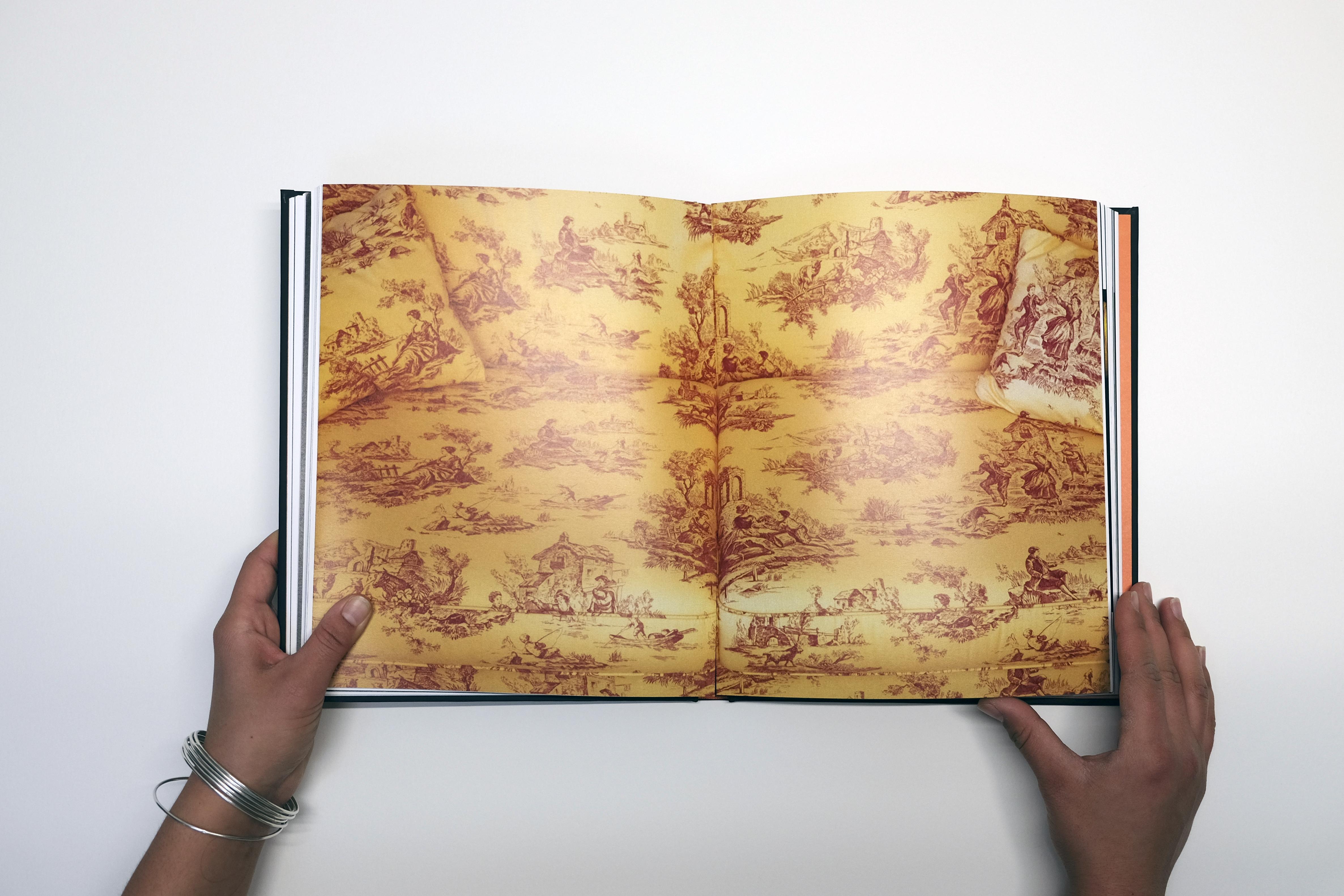 Doubles pages intérieures