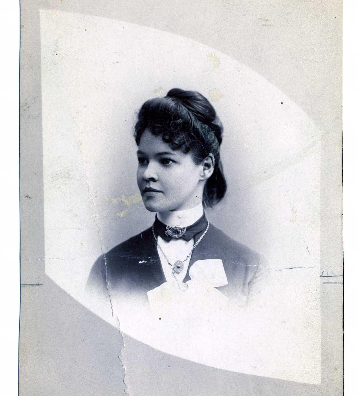 Caroline Blakeslee 1887