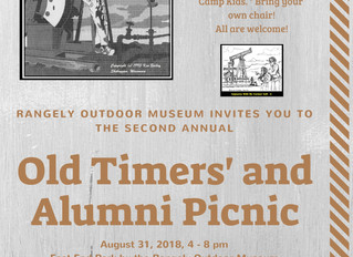 Rangely Old Timers and Alumni Picnic