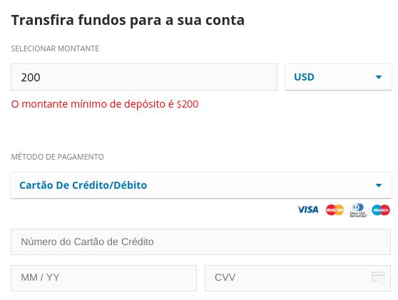 eToro: compre 14 tipos de criptomoedas com cartão de crédito!
