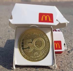 O McDonald's está lançando uma criptomoeda? Conheça a Mac Coin!