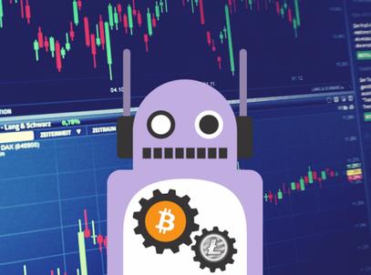 Quais são os melhores robôs para fazer trading de criptomoedas?