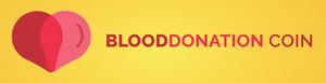 Blood donation coin