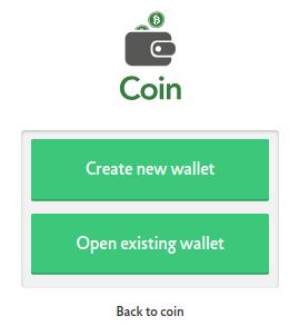 Coin Space: outra wallet multi moedas para guardar suas criptomoedas. Tutorial e passo a passo