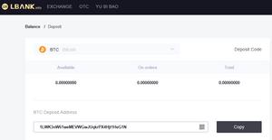 Compra e venda de criptomoedas com o LBank! Tutorial e passo a passo