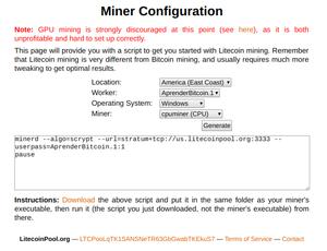 Como minerar Litecoin (LTC) - Guia completo para iniciantes
