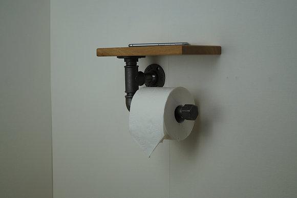 Toilettenpapierhalter Rohr
