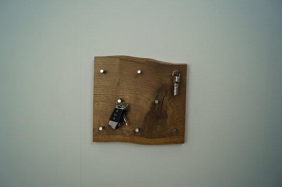 Schlüsselhalter Baumkante 2