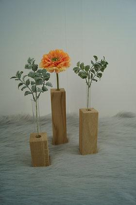 Holzvasen Eiche