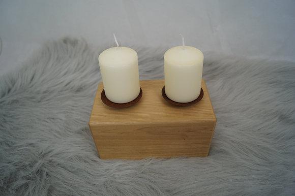 Kerzenhalter 2er