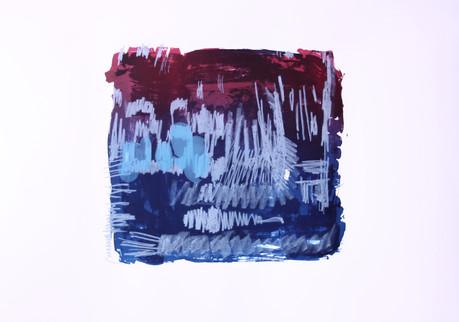 Cobalt-purple composition