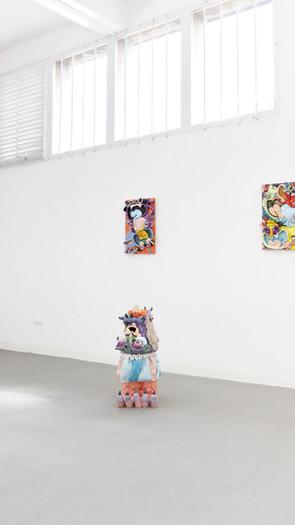 Dodgeball     —     Artkartell Projectspace, Budapest, 2021