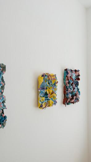Leona Tobien and Mira Makai  —  Susan Boutwell Gallery, Munich, 2018