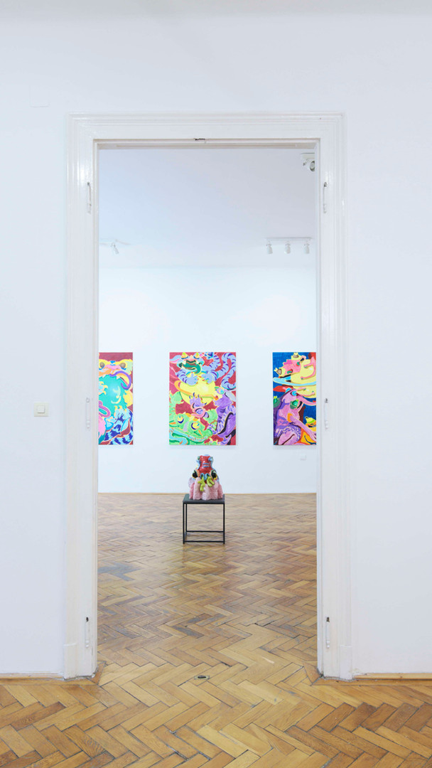 Treasure Hunt     —     Four Rooms Gallery, Budapest, 2020