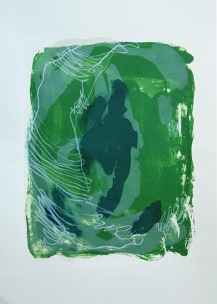Green-white
