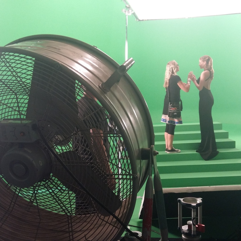 Behind the scenes of Fin's 2016 Accurist Commercial