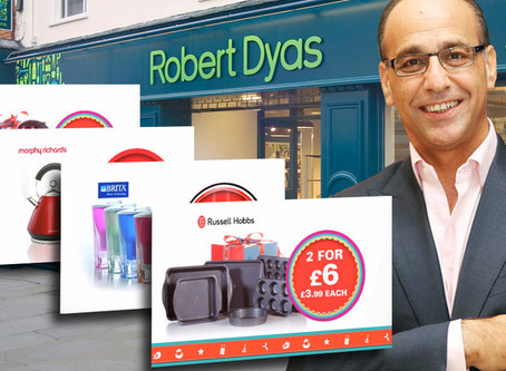 Dyas 20% uplift following Fin campaign