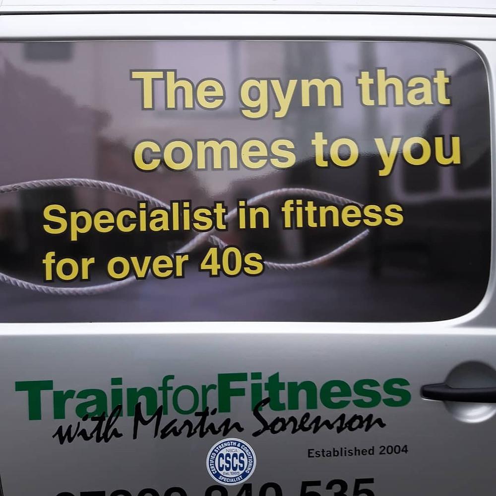 Martin Sorenson - Personal Fitness Coach