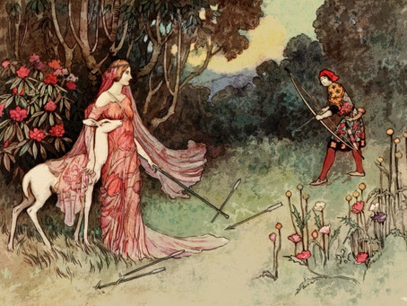 Why Fairy Tales are Popular
