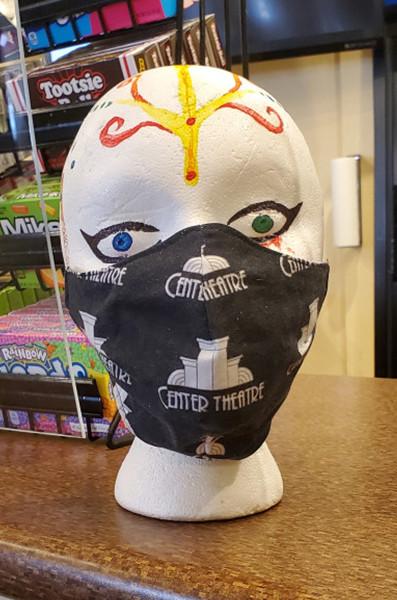 Center Theatre Cloth Masks!