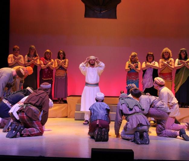 Joseph and the Amazing Technicolor Dreamcoat, 2011
