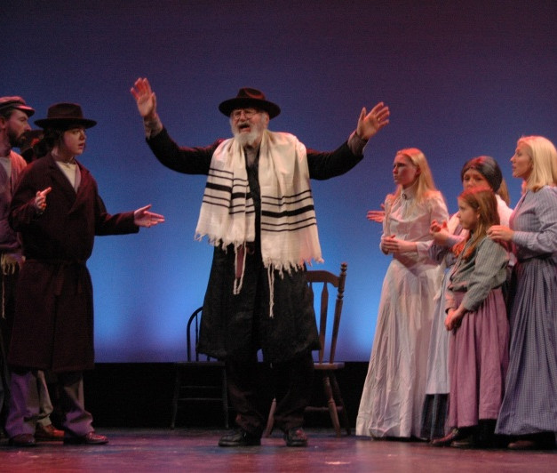 A Fiddler on the Roof, 2008