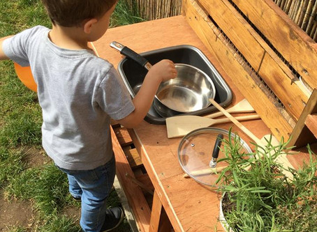 Gardening with children the Montessori Way