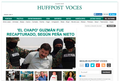 HuffPost Voces
