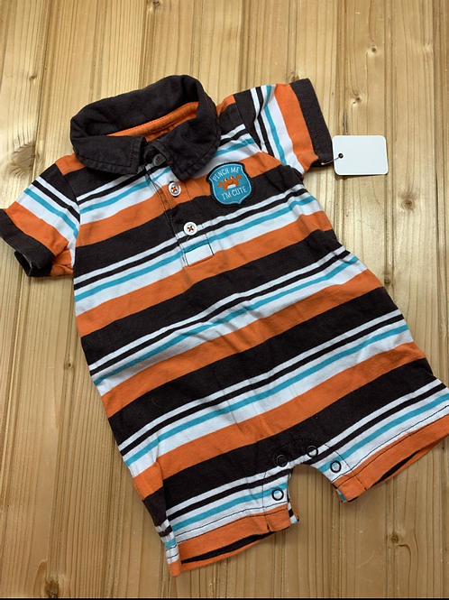 Size 3m CARTER'S Striped Polo Jumper