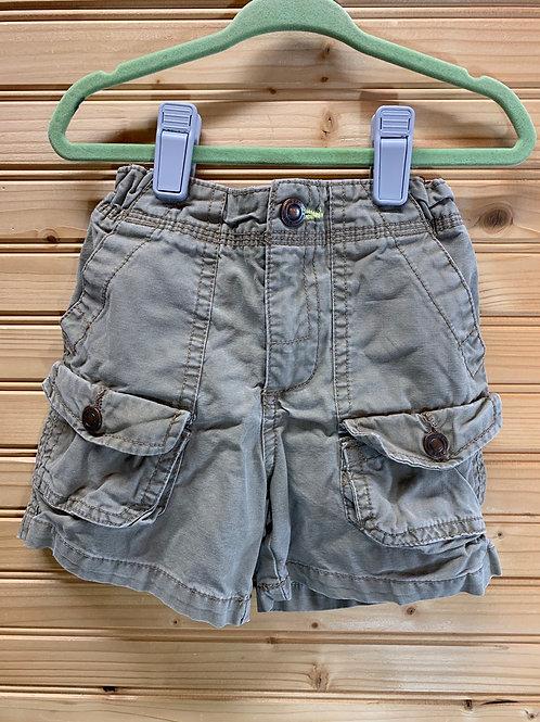 Size 18m GENUINE KIDS OSHKOSH Cargo Shorts, Used