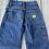 Size 5 Reg LEVI'S Jeans back