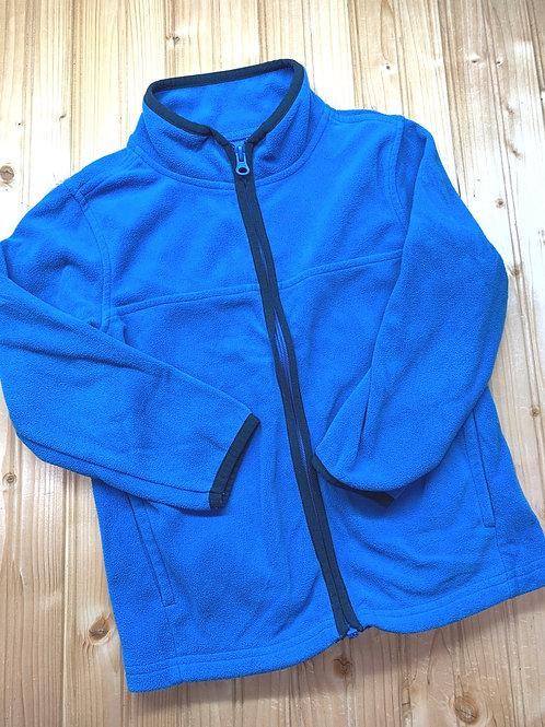Size 5T OSHKOSH Blue Zip Up Fleece