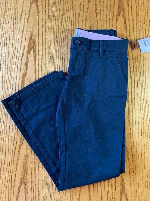 Size 8 Kids Navy Slacks
